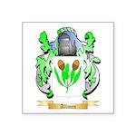 Allmen Square Sticker 3