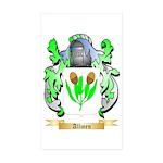 Allmen Sticker (Rectangle 10 pk)