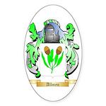 Allmen Sticker (Oval)