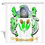 Allmen Shower Curtain