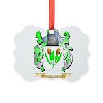 Allmen Picture Ornament