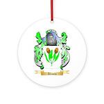 Allmen Ornament (Round)