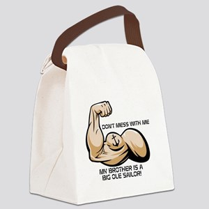 BIG OLE SAILOR BROTHER Canvas Lunch Bag