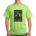 Buck Barrow Green T-Shirt