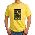 Buck Barrow Yellow T-Shirt