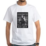 Buck Barrow White T-Shirt