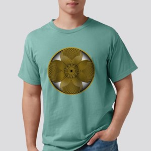 THE GOLDEN FLOWER Mens Comfort Colors Shirt