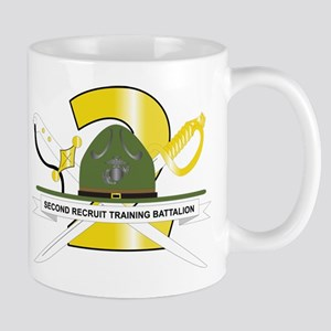Second Recruit Training Battalion Mug