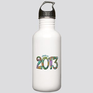 Class of 2013 Stainless Water Bottle 1.0L
