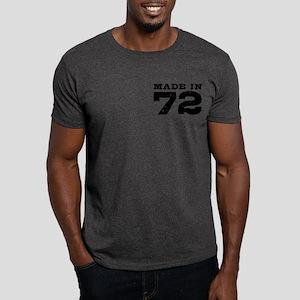 Made In 72 Dark T-Shirt