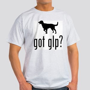 German Longhaired Pointer Ash Grey T-Shirt