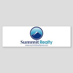 Summit Realty Sticker (Bumper)