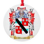 Allmond Round Ornament