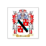 Allmond Square Sticker 3