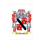 Allmond Sticker (Rectangle 50 pk)