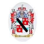 Allmond Ornament (Oval)