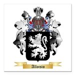 Alloisio Square Car Magnet 3