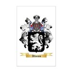 Alloisio Mini Poster Print