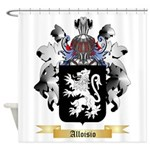 Alloisio Shower Curtain