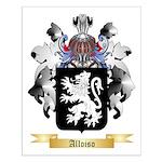 Alloiso Small Poster