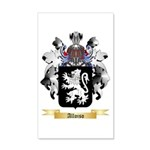 Alloiso 20x12 Wall Decal