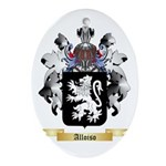 Alloiso Ornament (Oval)