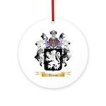 Alloiso Ornament (Round)
