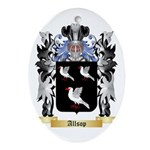 Allsop Ornament (Oval)