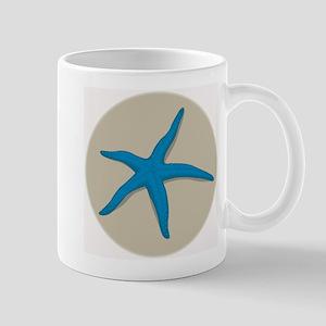 Starfish Encircled Mug