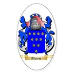 Allstone Sticker (Oval)