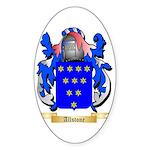 Allstone Sticker (Oval 10 pk)