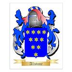 Allstone Small Poster