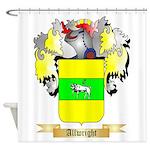Allwright Shower Curtain