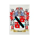 Alman Rectangle Magnet (10 pack)