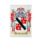 Alman Rectangle Magnet (100 pack)