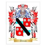 Alman Small Poster