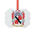 Alman Picture Ornament