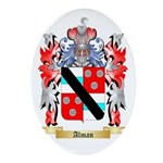 Alman Ornament (Oval)