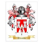Almanda Small Poster