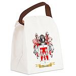 Almanda Canvas Lunch Bag