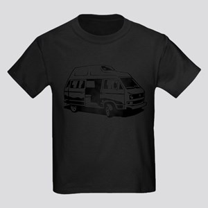 Camper Van 3.1 Kids Dark T-Shirt