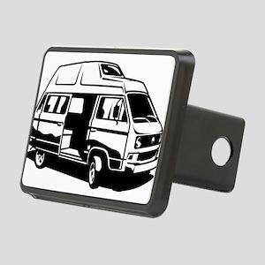 Camper Van 3.1 Rectangular Hitch Cover