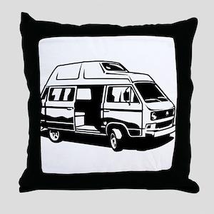Camper Van 3.1 Throw Pillow