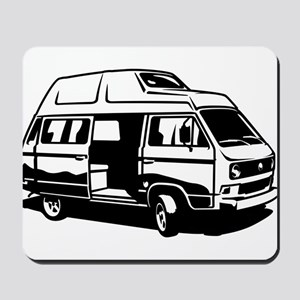 Camper Van 3.1 Mousepad