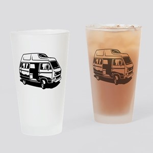 Camper Van 3.1 Drinking Glass