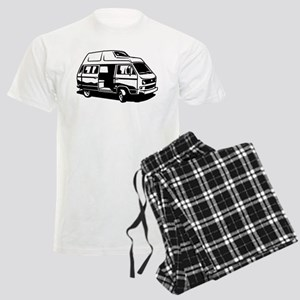 Camper Van 3.1 Men's Light Pajamas