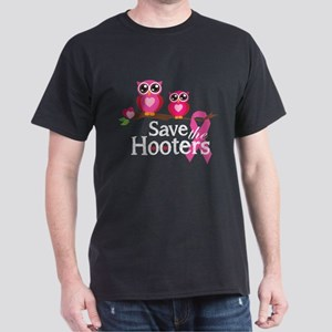 Save the hooters Dark T-Shirt