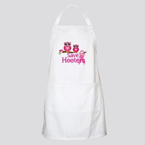 Save the hooters Apron