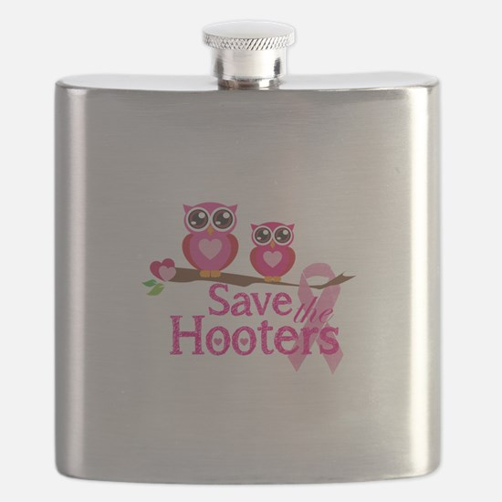 Save the hooters Flask