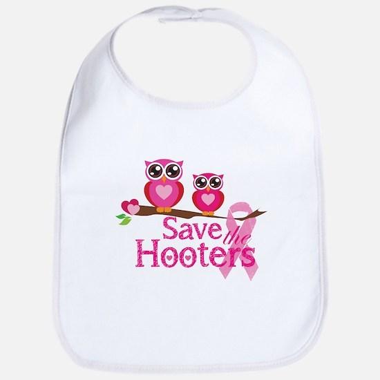Save the hooters Bib